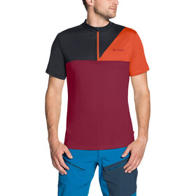VAUDE Tremalzo IV Shirt Men salsa
